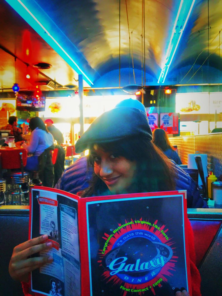 Galaxy Diner Richmond