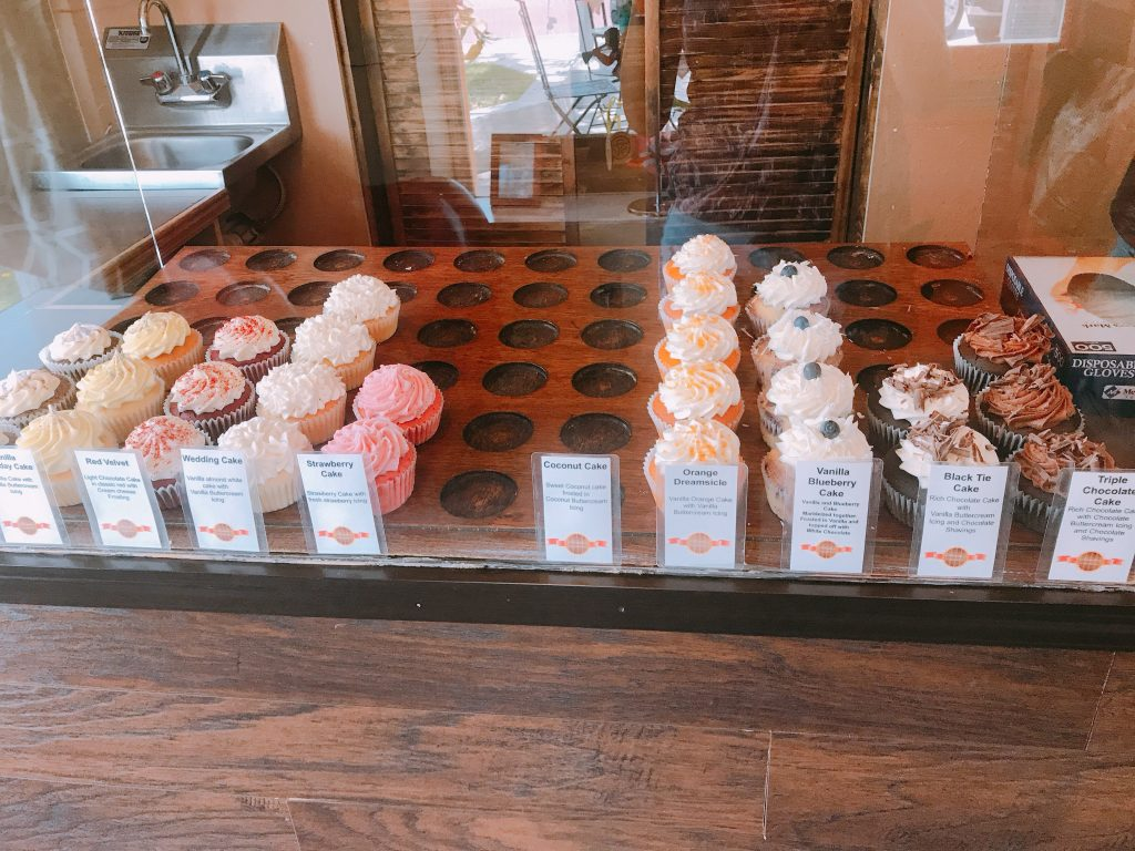 Sivada's Cupcakery
