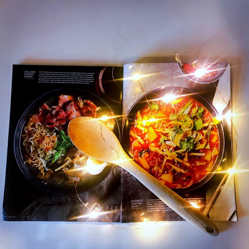 Recipe Testing: Burmese Samusa Soup//Food & Wine Magazine