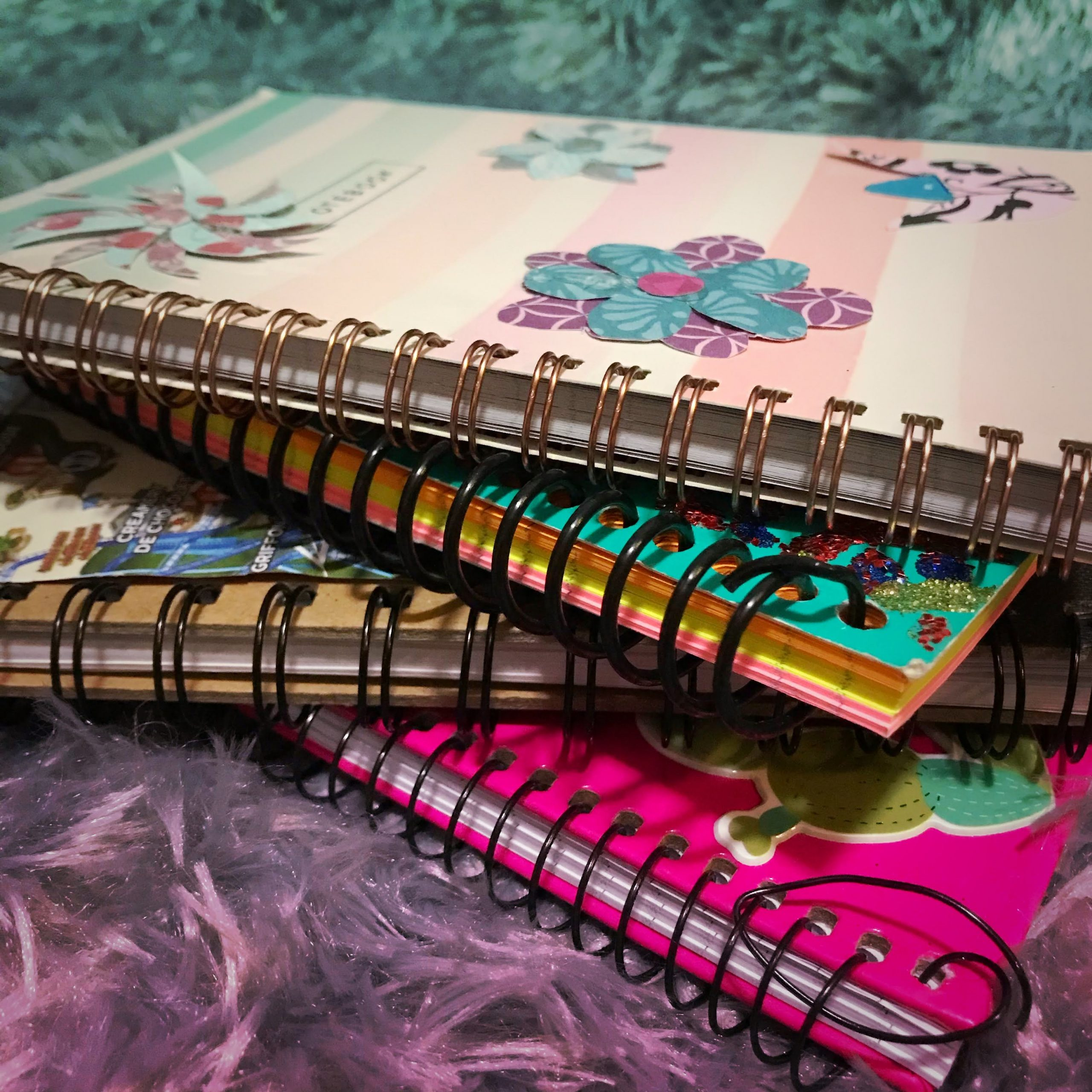My 5 Favorite Ways to Revamp Journal Covers