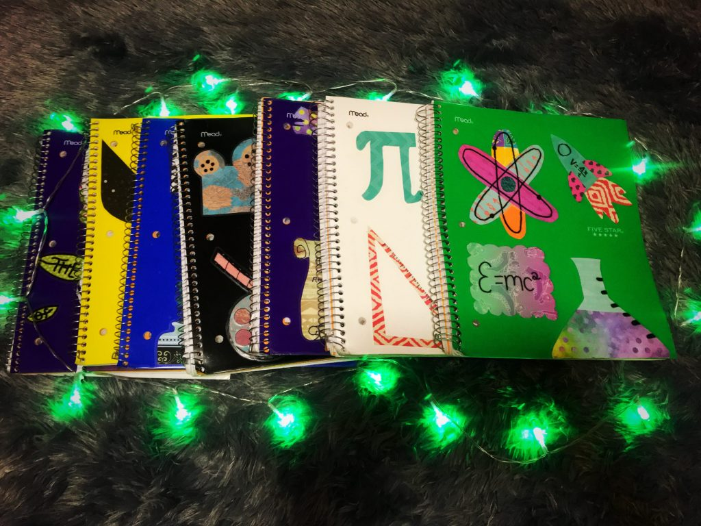 How to Revamp Journal Covers: School Edition